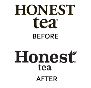 honest tea logo change