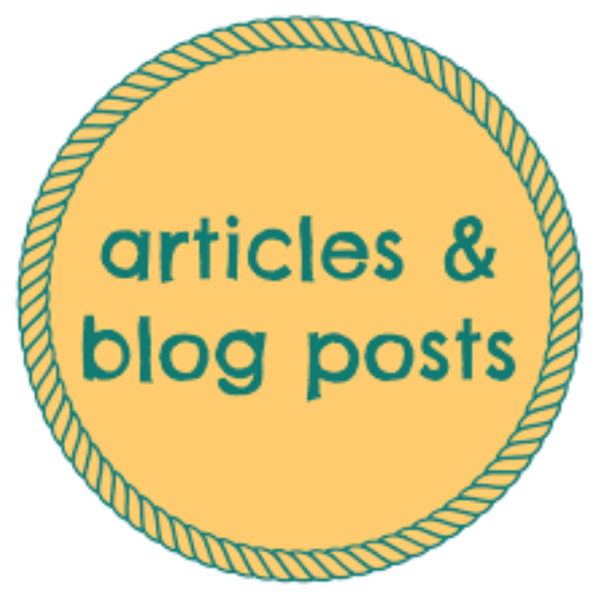 Articles and Blogs Michael Words